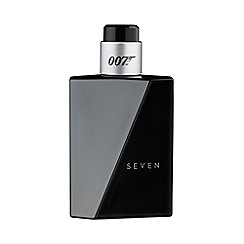 James Bond - '007 Seven' eau de toilette 50ml