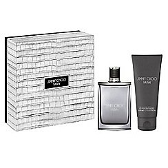 Jimmy Choo - Jimmy Choo Man Eau de Toilette 50ml gift set