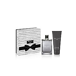 Jimmy Choo - 'Man' eau de toilette 50ml Christmas gift set