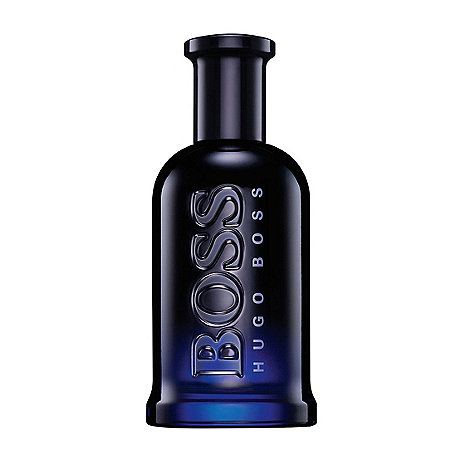 hugo boss 39 boss bottled night 39 eau de toilette 200ml. Black Bedroom Furniture Sets. Home Design Ideas