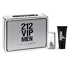 Carolina Herrera - '212 VIP Men' eau de toilette 50ml Christmas gift set