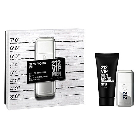 Carolina Herrera - +212 VIP Men+ eau de toilette gift set
