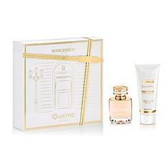 Boucheron - 'Quatre' eau de parfum 30ml Christmas gift set