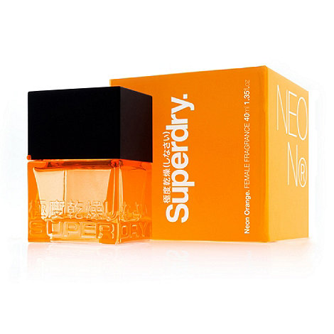 Superdry - Neon Orange 40ml EDT Female Fragrance