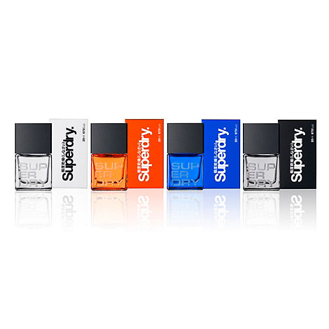 Superdry - Men+s Mini EDT Gift Set