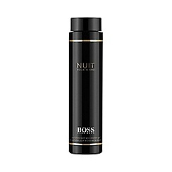 HUGO BOSS - BOSS Nuit Shower Gel 200ml