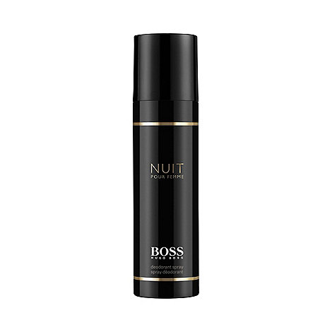HUGO BOSS - +Boss Nuit+ deodorant spray