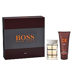 HUGO BOSS - BOSS Orange Man EDT 40ml Christmas gift set  - worth £44.67