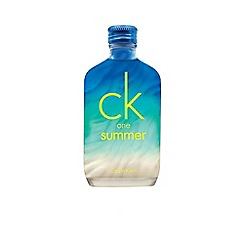 Calvin Klein - CK One Summer Eau de Toilette 100ml