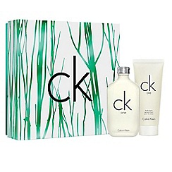 Calvin Klein - CKone 50ml gift set for Men