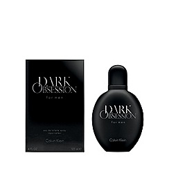 Calvin Klein - Dark Obsession Eau De Toilette 125ml