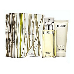 Calvin Klein - Eternity Women 50ml Eau de Parfum gift set