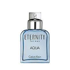 Calvin Klein - Eternity men Aqua Eau De Toilette 100ml