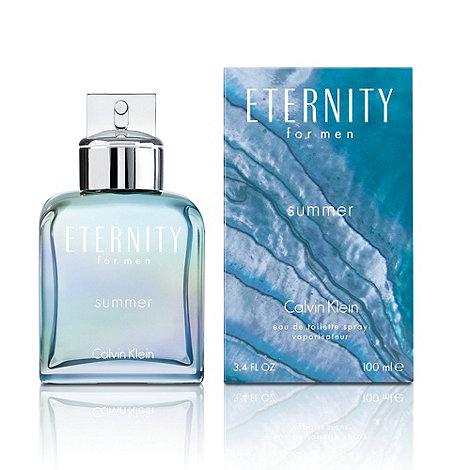 Calvin Klein - Eternity for Men Summer Eau De Toilette 100ml