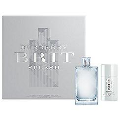 Burberry - 'Brit Splash For Men' eau de toilette 100ml gift set