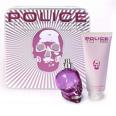 Police - +To Be Woman+ eau de parfum gift set