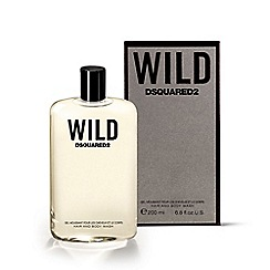 Dsquared - Wild Hair & Body Wash 200ml