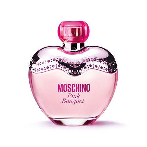 Moschino - +Pink Bouquet+ eau de toilette spray 100ml
