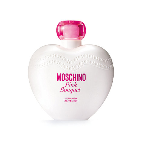 Moschino - Pink Bouquet Body Lotion 200ml