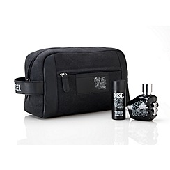 Diesel - Only The Brave Tattoo Travel with Style Washbag