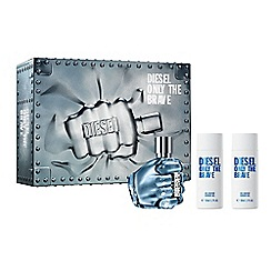 Diesel - Only the Brave Eau de Toilette 50ml Gift Set for Him
