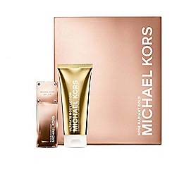 Michael Kors - Michael Kors Rose Radiant Gold 50ml Eau de Parfum gift set worth  £81.30