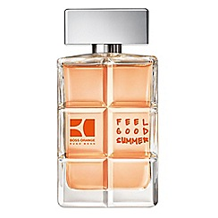 HUGO BOSS - BOSS Orange Man Feel Good Summer Limited Edition Eau de Toilette 60ml