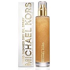 Michael Kors - Liquid Shimmer Dry Oil Spray 95ml
