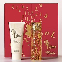 Lolita Lempicka - Elle L'iame Eau de Parfum Gift Set 40ml