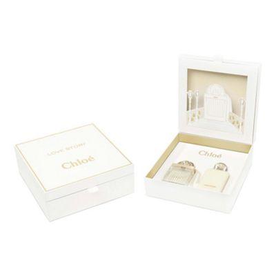 Chlo&#233 Chloe Love Story Eau de Parfum Valentine´s Day Gift Set 50ml