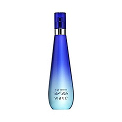 Davidoff - Cool Water Wave for Her 100ml Eau De Toilette