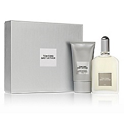 TOM FORD - 'Grey Vetiver' eau de parfum collection of two Christmas gift set
