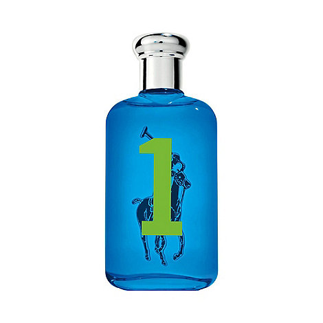 Ralph Lauren - Big Pony Women Blue #1 50ml Eau De Toilette