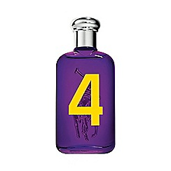 Ralph Lauren - Big Pony Women Purple #4 50ml Eau De Toilette