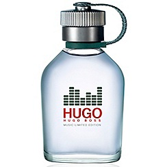 HUGO BOSS - HUGO Man Music Edition Eau De Toilette 75ml