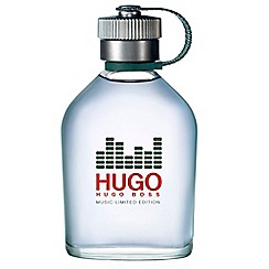 HUGO BOSS - HUGO Red Music Edition Eau De Toilette 125ml
