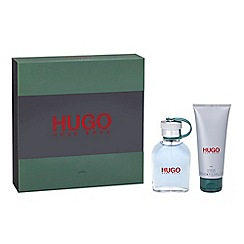 HUGO BOSS - HUGO Man EDT 75ml Christmas gift set  - worth £52.25