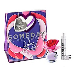 Justin Bieber - Someday 100ml Eau de Parfum Gift Set
