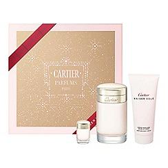 Cartier - Baiser Volé 100ml Eau de Parfum Christmas Gift Set worth  £126.50