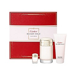 Cartier - 'Baiser Vol' eau de parfum  100ml Christmas gift set