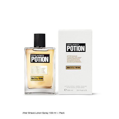 Dsquared - +Potion+ aftershave lotion spray