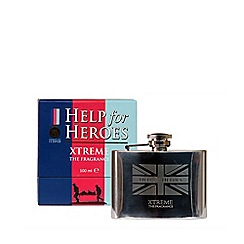 Help for Heroes - Xtreme Eau de Parfum 100ml