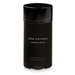 John Varvatos - Artisan Black Deodorant Stick 75ml