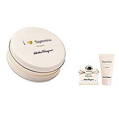 Ferragamo - Signorina Eleganza EDP 30ml gift set
