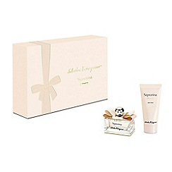 Ferragamo - Signorina Eleganza EDP 50ml gift set