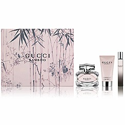 Gucci - 'Bamboo' eau de parfum 50ml Christmas gift set