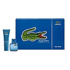 Lacoste - Eau De L.12.12 Bleu Gift Set