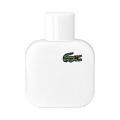 Lacoste - Eau de Lacoste L.12.12 Blanc Eau de Toilette 50ml