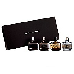 John Varvatos - Collection Set 4 x 15ml Christmas gift set