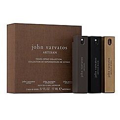 John Varvatos - Travel Spray Eau de Parfum Christmas gift set